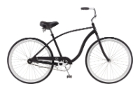 Велосипед Schwinn Cruiser one black 2014